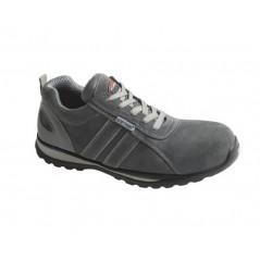 Scarpe da lavoro pelle scamosciata grigio modello Toronto