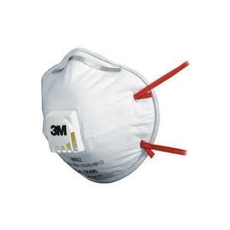 Respiratore monouso 3M FFP3 modello 8832 con valvola