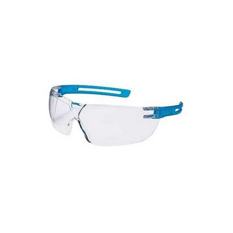 Occhiali protettivi antiappannamento leggeri uvex x-fit 9199-265