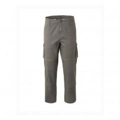Pantalone da lavoro multistagione con cerniera e bottone in cintura Modello Bahamas