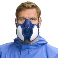 Respiratore per Gas Polveri Vernici Pesticidi FFA2P3 RD 4255 3M
