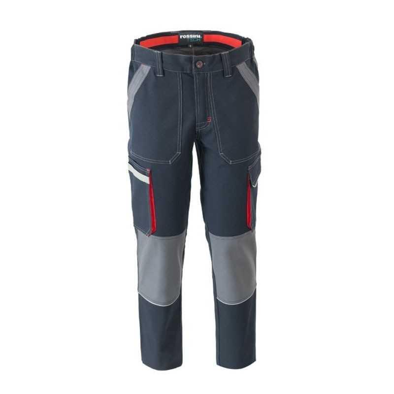 Pantalone da lavoro in cotone multitasche UltraFlex