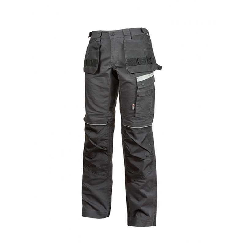 Pantaloni da lavoro multitasche U-Power Gordon