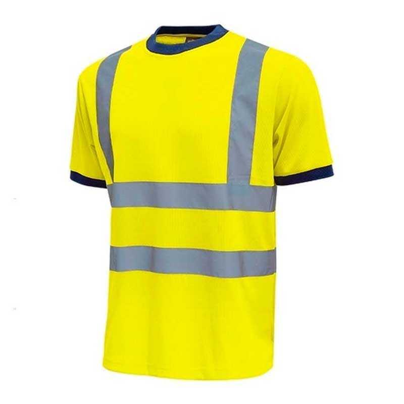 T-shirt alta visibilità U-Power MIST Hi-Light