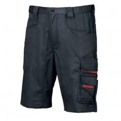 Pantaloni corti da lavoro multitasche U-Power Party