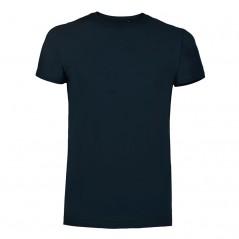 T-Shirt uomo manica corta girocollo 100% cotone organico BS